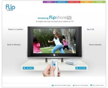 Flipshare TV: Flip Videos on Your  TV