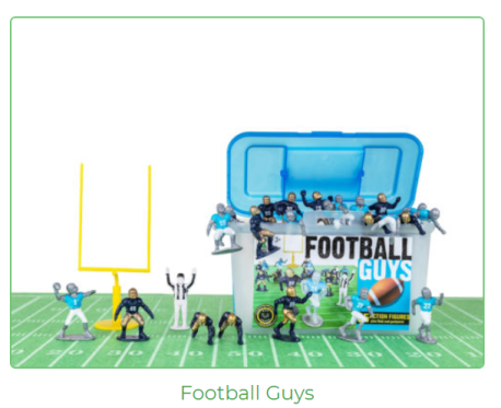 Kaskey Kids Football Guys toys
