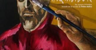 El Greco pinta al gran inquisidor