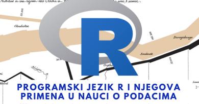 Programski jezik R i njegova primena u nauci o podacima (2. deo)