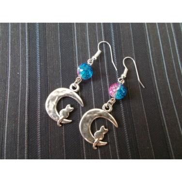 boucles-d-oreilles-lune-et-petit-chat-perles-magiques