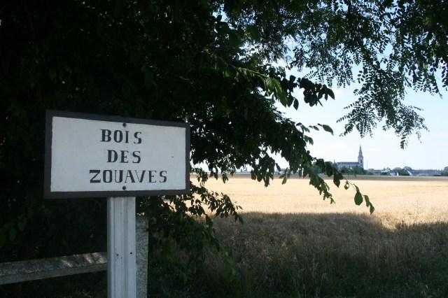 Le Bois des Zouaves Pontificaux