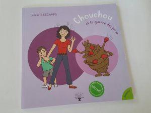 Livre pour enfant de Lorraine Décamps