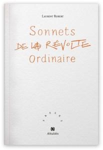 Sonnets de la révolte ordinaire, recueil de poésie