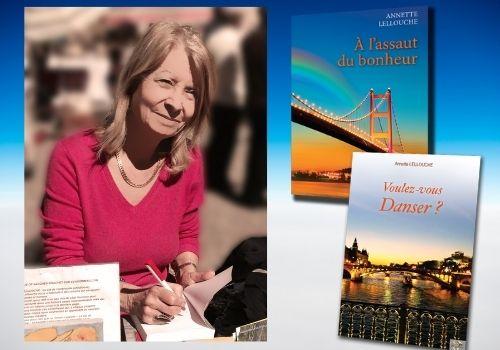 Annette Lellouche, auteure