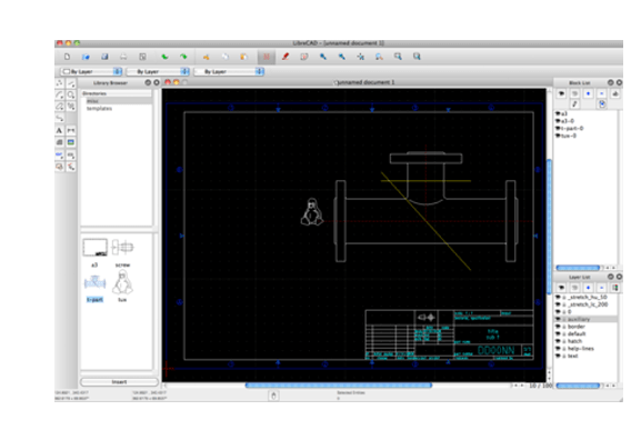 5 logiciels simples et utiles for Online 2d drafting software