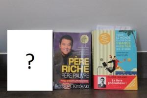 Read more about the article Les 3 livres recommandés pour changer de vie