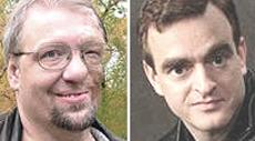 Jaromir Beneš e Michael Kumhof
