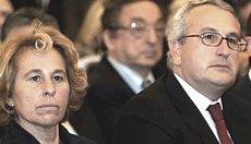 Stefania e Bobo Craxi