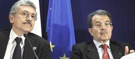 D'Alema e Prodi