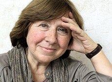 Svetlana Aleksievic, Premio Nobel 2015 per la Letteratura