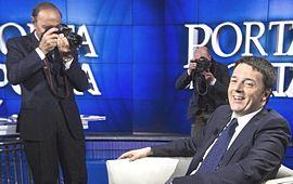 "Renzi a ""Porta a Porta"""