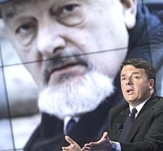 Renzi, padre e figlio
