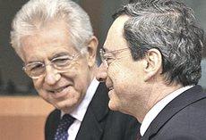 Monti e Draghi