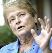 L'ex premier norvegese Gro Harlem Brundtland