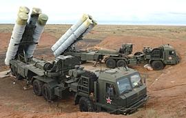 Russia, missili anti-missile S-400