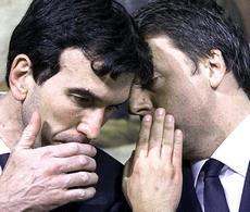 Martina e Renzi