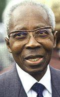 Il senegalese Leopold Sédar Senghor