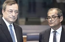 Draghi e Tria