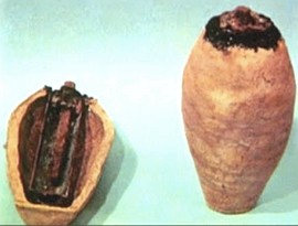 La proto-batteria di Baghdad