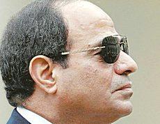 Il generale Al-Sisi, padrone dell'Egitto