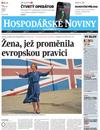 Tatcher Hospodářské noviny