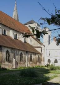 Église St Eusèbe - Détail coté Ouest
