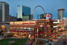 Cincinnati Reds vs. St. Louis Cardinals on April 8, 2014.