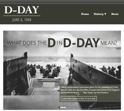 usarmy dday site