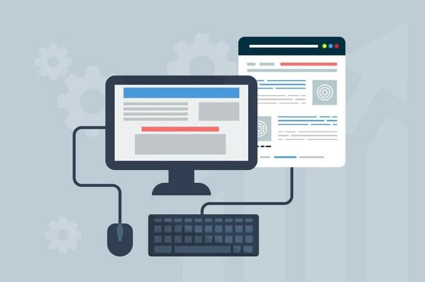 Business en ligne: Service de Développement Web