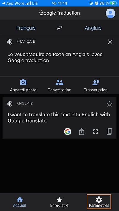Utiliser Google Translate facilement sur Android et iPhone