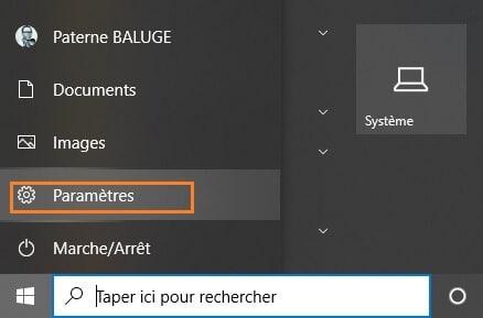 Télécharge le pack de langue français de Windows