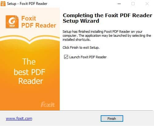 Foxit Reader Free