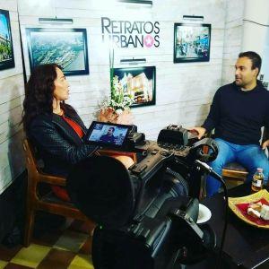 Marcos Nahuel TV notas prensa