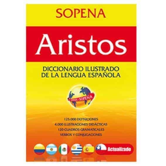 Diccionario Aristos Sopena