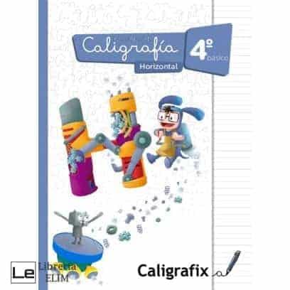 caligrafix 4 basico horizontal