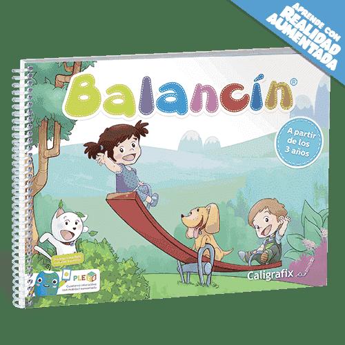 BALANCIN PLAY GROUP - CALIGRAFIX - LIBRERIA-ELIM.CL