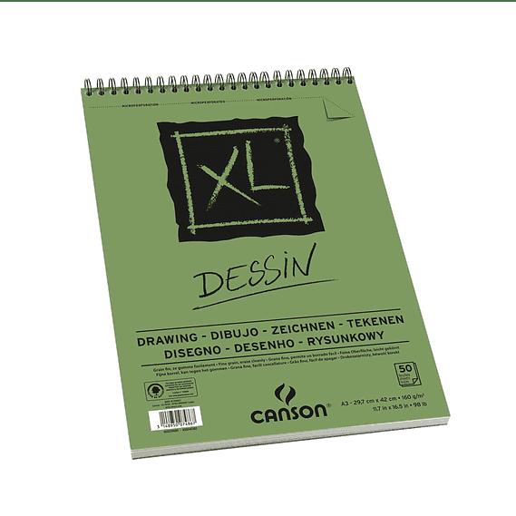 CROQUERA XL DESSIN DRAW A4 30H 160GR - 21 x 29.7 CM