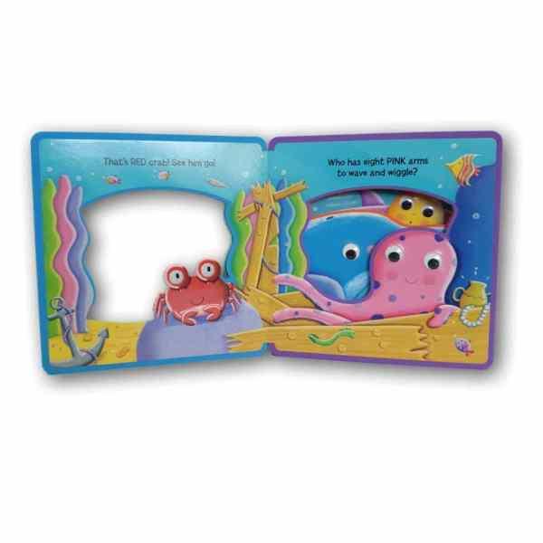 Libro Tapa Dura Ingles I see you in the ocean 3