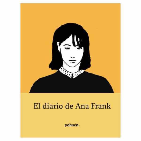 El diario de Ana frank pehuen