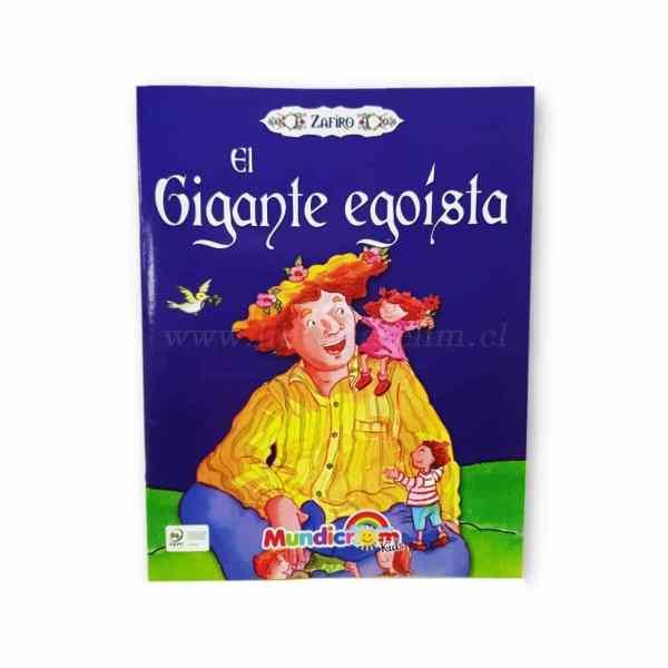 EL GIGANTE EGOISTA COLECCION ZAFIRO