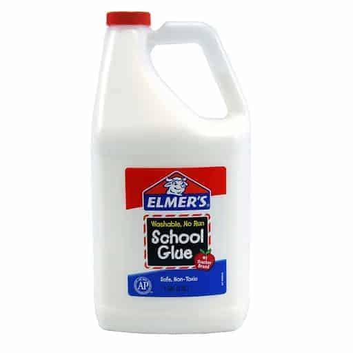 galon Elmers School Glue 3.78 litros de cola fria para slime - libreria-elim