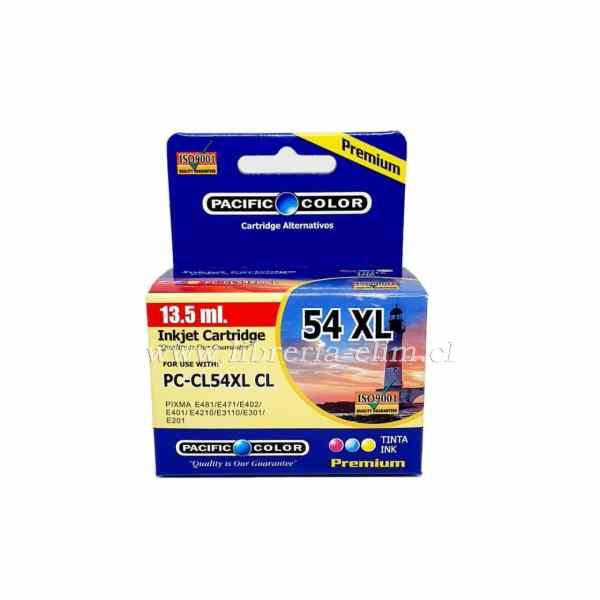 TINTA 54XL PACIFIC-COLOR 13.5ML
