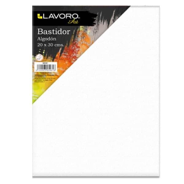 BASTIDOR 20X30CM LAVORO ART ALGODON 395461