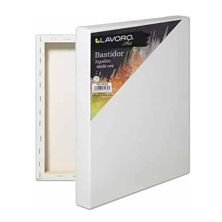 BASTIDOR 40X50CM LAVORO ART ALGODON -395468