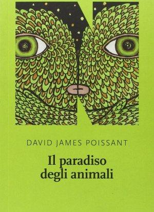 motivo verde. il paradiso degli animali