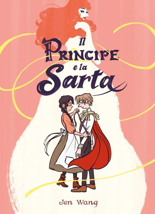 Copertina del libro de Il principe e la sarta