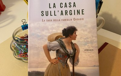 """BOOK PARTY – """"LA CASA SULL'ARGINE""""  di Daniela Raimondi letto da Chiara Bonotti"""