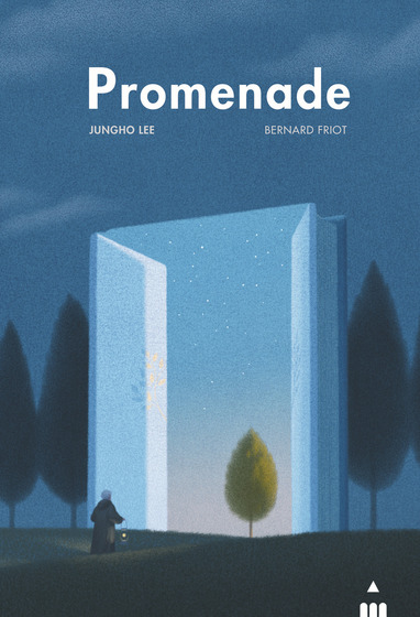 Copertina del libro Promenade