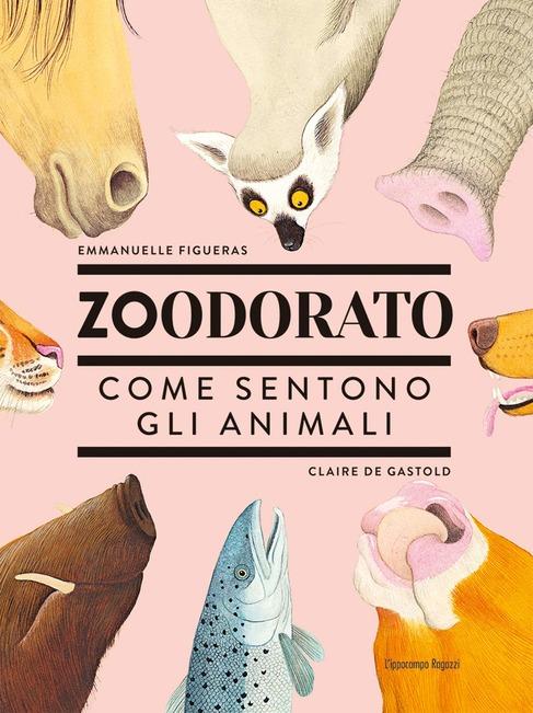 Copertina del libro Zoodorato